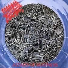 MORBID ANGEL-ALTERS OF MADNESS CD DVD *NEW*