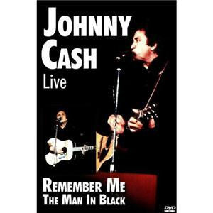 CASH JOHNNY-LIVE REMEMBER ME THE MAN IN BLACK DVD G