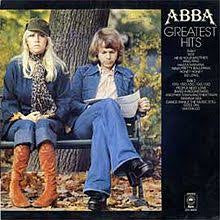 ABBA-GREATEST HITS LP NM COVER VG