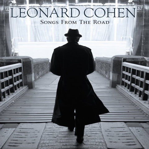 COHEN LEONARD-SONGS FROM THE ROAD 2LP *NEW