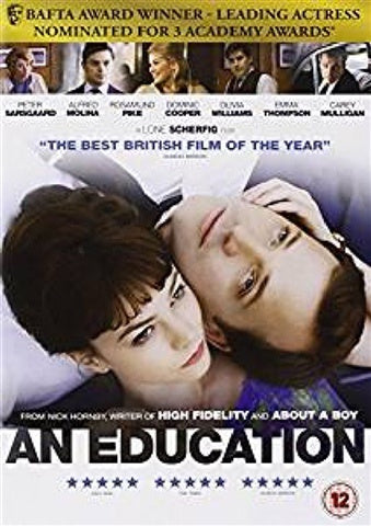 AN EDUCATION REGION TWO DVD VG+