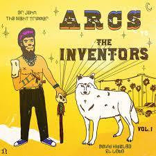 "ARCS THE-THE ARCS VS THE INVENTORS VOL.1 10"" *NEW*"