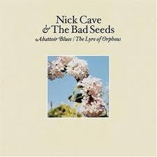 CAVE NICK & THE BAD SEEDS-ABATTOIR BLUES/ LYRE OF ORPHEUS 2LP NM COVER VG+