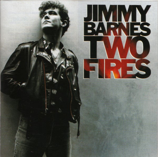 BARNES JIMMY-TWO FIRES CD VG