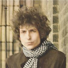 DYLAN BOB-BLONDE ON BLONDE CD VG