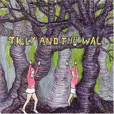 TILLY & THE WALL-WILD LIKE CHILDREN LP EX COVER NM