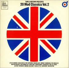 20 MOD CLASSICS VOL.2-VARIOUS ARTISTS LP VG+ COVER VG+