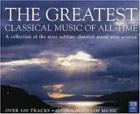 THE GREATEST CLASSICAL MUSIC OF ALL TIME 5CD VG