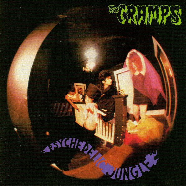 CRAMPS THE-PSYCHEDELIC JUNGLE CD *NEW*