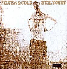 YOUNG NEIL-SILVER & GOLD LP VG+ COVER VG+