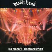 MOTORHEAD-NO SLEEP TIL HAMMERSMITH CD *NEW*