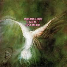 EMERSON, LAKE & PALMER-EMERSON, LAKE & PALMER LP EX COVER VG+