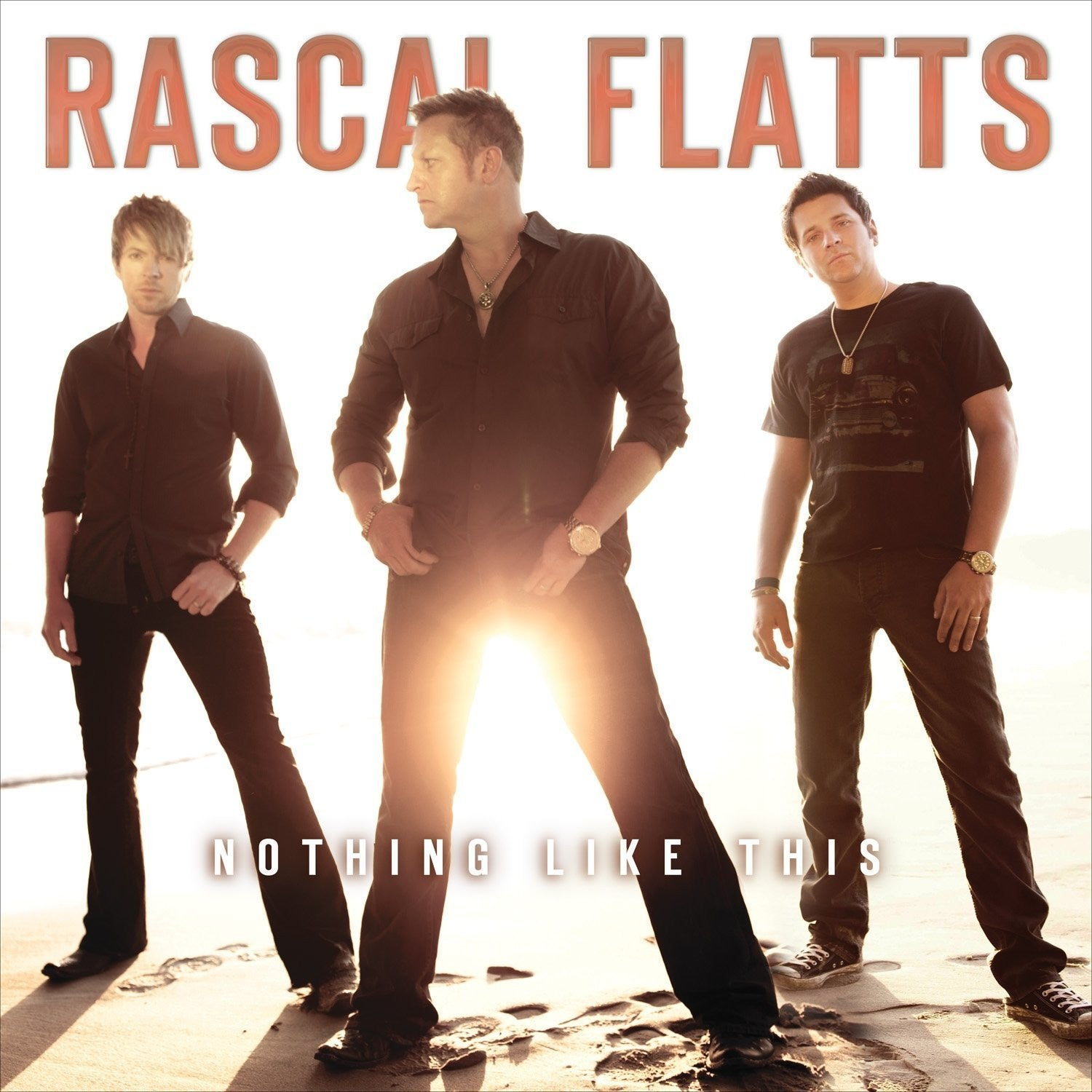 RASCAL FLATS-NOTHING LIKE THIS CD VG