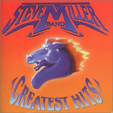 MILLER STEVE-GREATEST HITS CD VG+