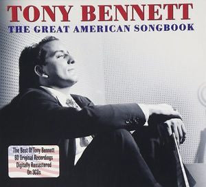 BENNETT TONY-THE GREAT AMERICAN SONGBOOK 3CD *NEW*
