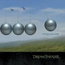 DREAM THEATER-OCTAVARIUM CD VG
