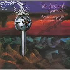 VAN DER GRAAF GENERATOR-THE LEAST WE CAN DO CD VG+