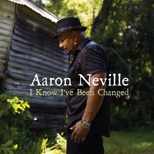 NEVILLE AARON-I KNOW I'VE BEEN CHANGED CD VG+