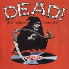 DEAD! THE GRIM REAPER'S GREATEST HITS-VARIOUS ARTISTS CD VG