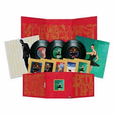 WEST KANYE-MY BEAUTIFUL DARK TWISTED FANTASY 3LP VG COVER VG+