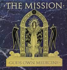 MISSION THE-GODS OWN MEDICINE LP VG COVER VG+