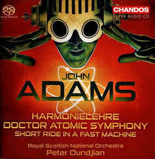 ADAMS JOHN-DOCTOR ATOMIC SYMPHONY ETC *NEW*