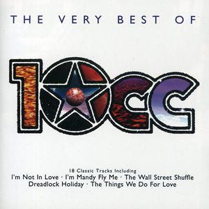 10CC-THE VERY BEST OF CD VG