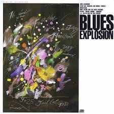 BLUES EXPLOSION-VARIOUS ARTISTS LP EX COVER VG