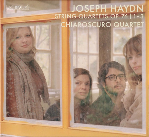 HAYDN-STRING QUARTETS OP. 76 1-3 CD *NEW*