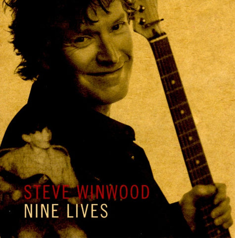 WINWOOD STEVE-NINE LIVES CD G
