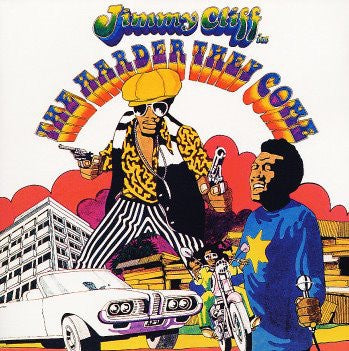 CLIFF JIMMY-THE HARDER THEY COME CD VG