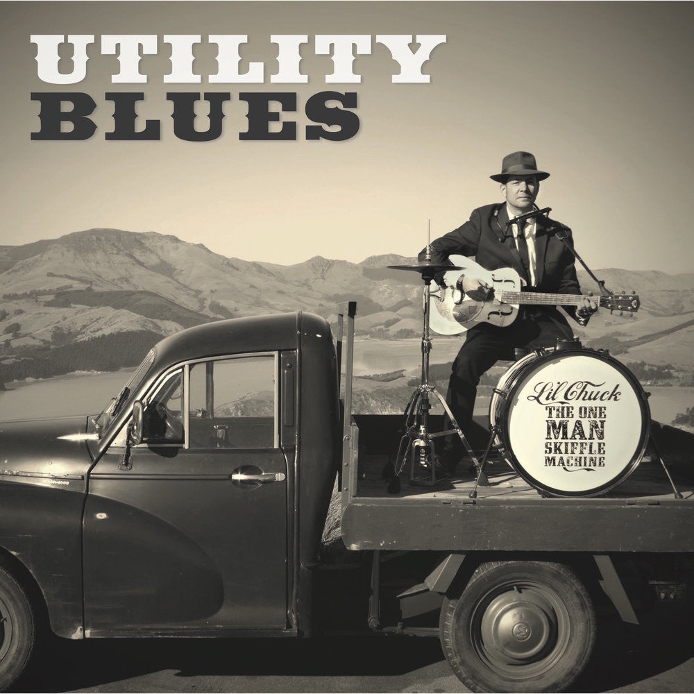 LI'L CHUCK-UTILITY BLUES CD *NEW*