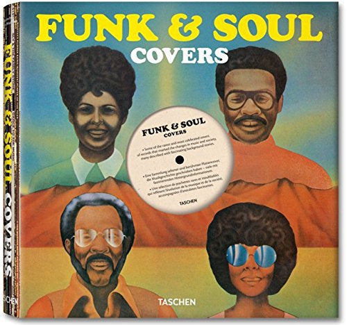 FUNK & SOUL COVERS BOOK VG+