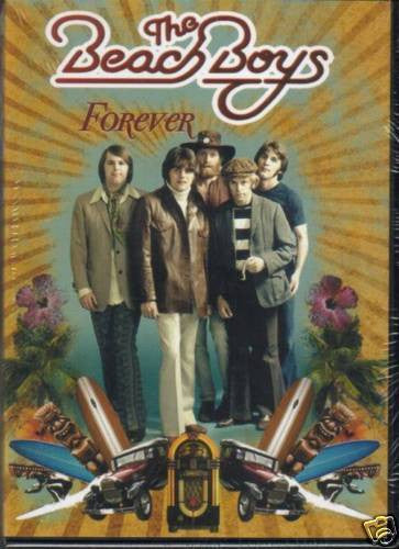 BEACH BOYS-FOREVER DVD *NEW*