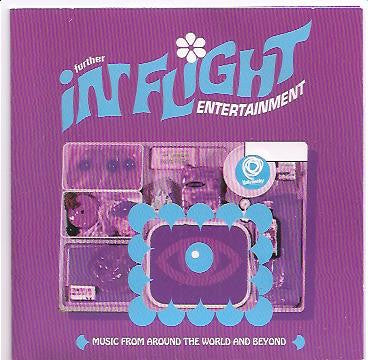 FURTHER INFLIGHT ENTERTAINMENT-VARIOUS ARTISTS CD G