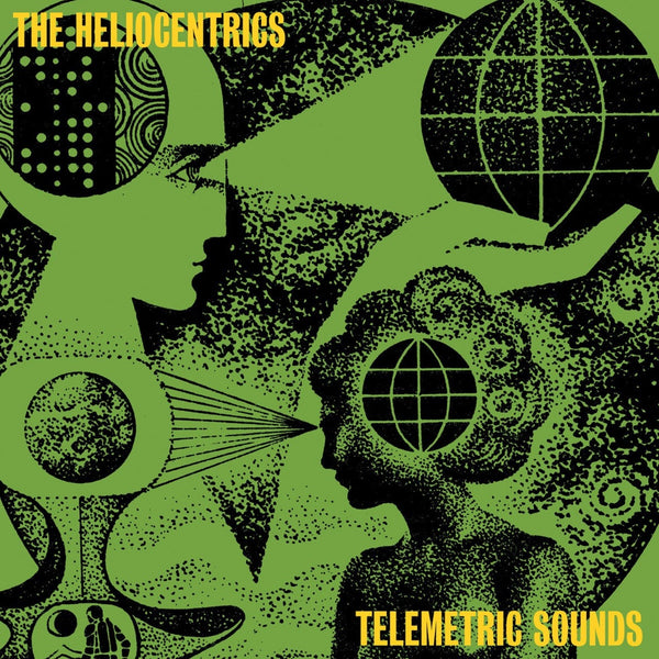 HELIOCENTRICS THE-TELEMETRIC SOUNDS LP *NEW*