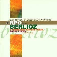 BERLIOZ - THE ROYAL PHILHARMONIC ORCHESTRA PLAYS CD VG