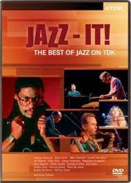 JAZZ IT-BEST OF JAZZ ON TDK DVD VG