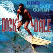 DALE DICK-KING OF THE SURF GUITAR LP *NEW*