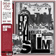 MEMPHIS SLIM-I FIND THE BLUES EVERYWHERE LP *NEW*