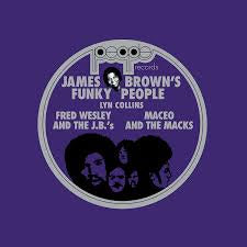 JAMES BROWN'S FUNKY PEOPLE (PART 1)-VARIOUS ARTISTS 2LP *NEW*