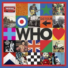WHO THE-WHO CD *NEW*