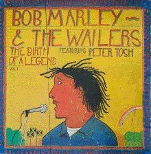 MARLEY BOB & THE WAILERS-THE BIRTH OF A LEGEND CD