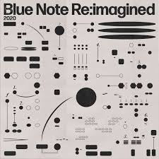 BLUE NOTE RE: IMAGINED-VARIOUS ARTISTS 2CD *NEW*