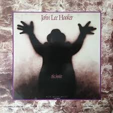 HOOKER JOHN LEE-THE HEALER CD VG