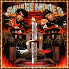 21 SAVAGE & METRO BOOMIN-SAVAGE MODE II CD *NEW*