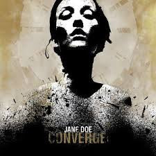 CONVERGE-JANE DOE CD VG