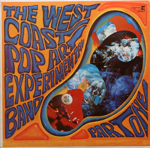 WEST COAST POP ART EXPERIMENTAL BAND THE-PART ONE LP *NEW*