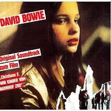 BOWIE DAVID-CHRISTIANE F. OST LP VG COVER VG