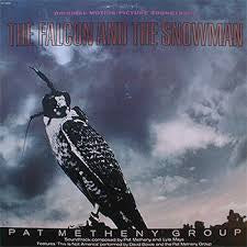 METHENY PAT GROUP-FALCON & THE SNOWMAN OST LP NM COVER VG